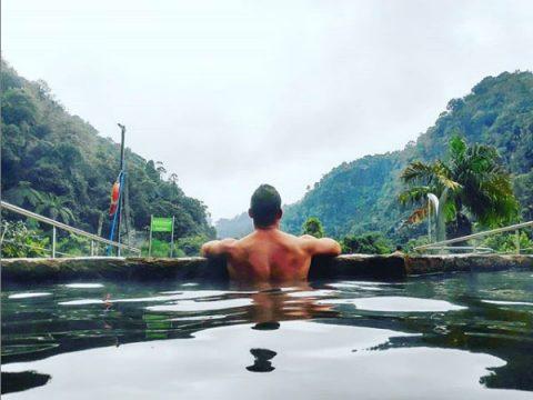 Aguas Termales San Vicente Colombia